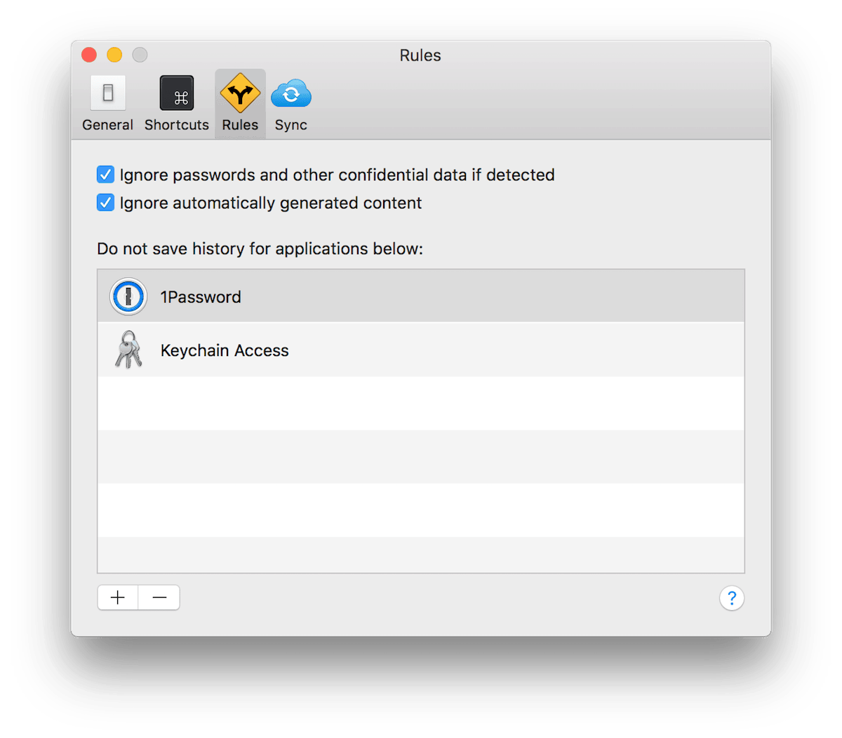 revision Paste Mac