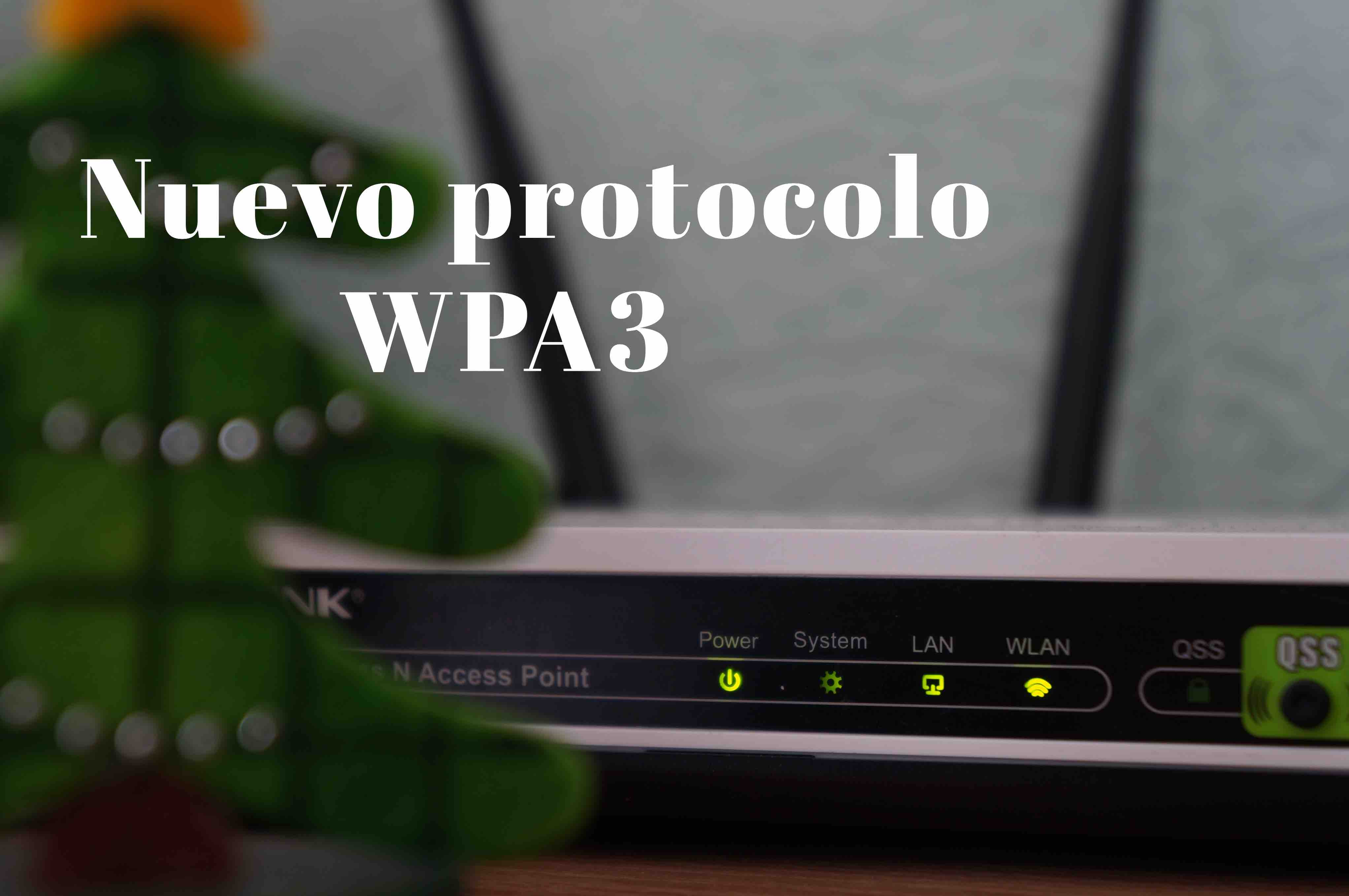 mejora la seguridad con wps wpa3