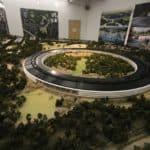 Maqueta del Apple Park