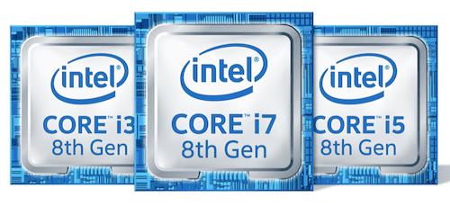 macbook Pro procesador 8 generación