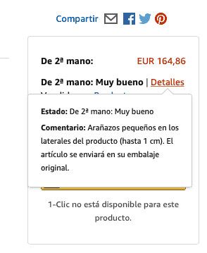 Amazon Devolucion Lo He Encontrado Mas Barato