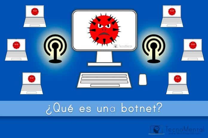 Qué es una botnet o redes zombies