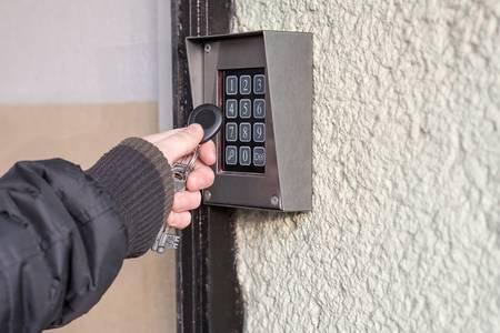 Ejemplo de tecnología NFC