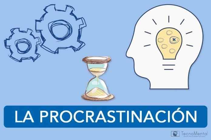 Todo sobre la procrastinación