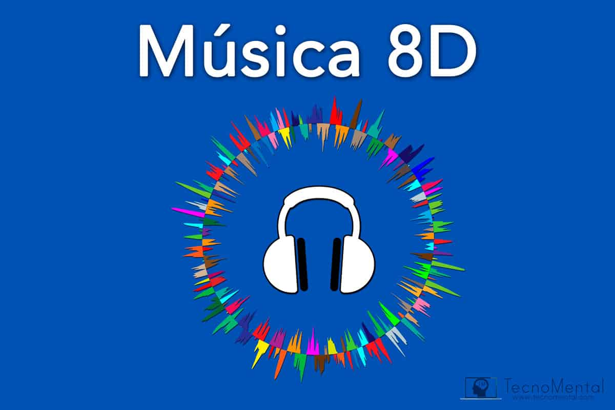 Qué es la música y el sonido en 8D