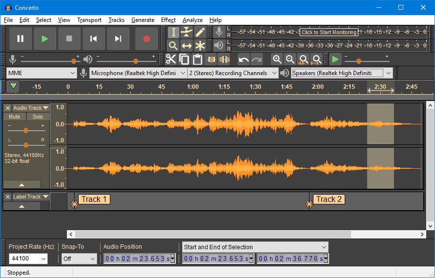 Tecnologia y audio en 8D