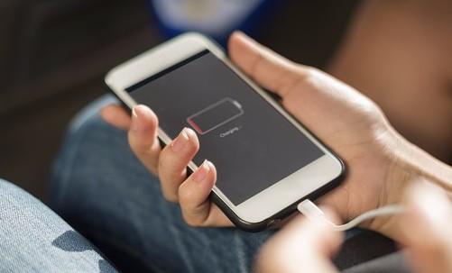 Ciclos de batería del iPhone