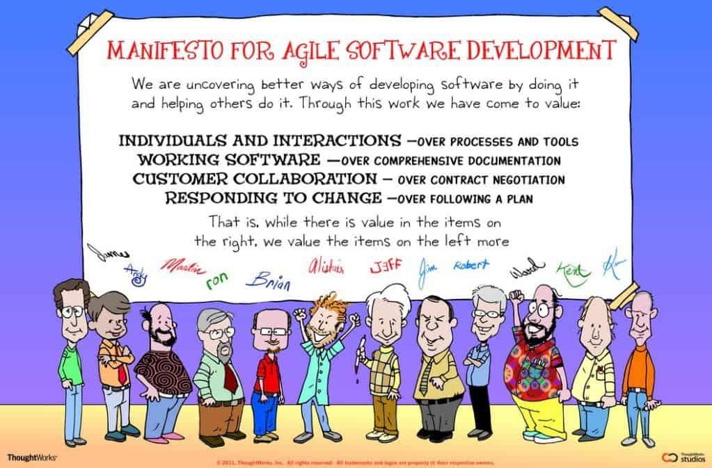 Metodologías ágiles de desarrollo de software